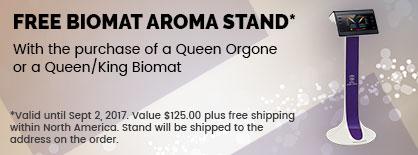 BioMat Aroma Stand