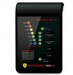 Mini 7000MX 220V Controller - 5 Pin Flat