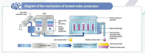 Alkal Life Water Ionizer Biomat