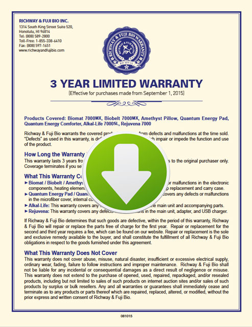 warranty-download